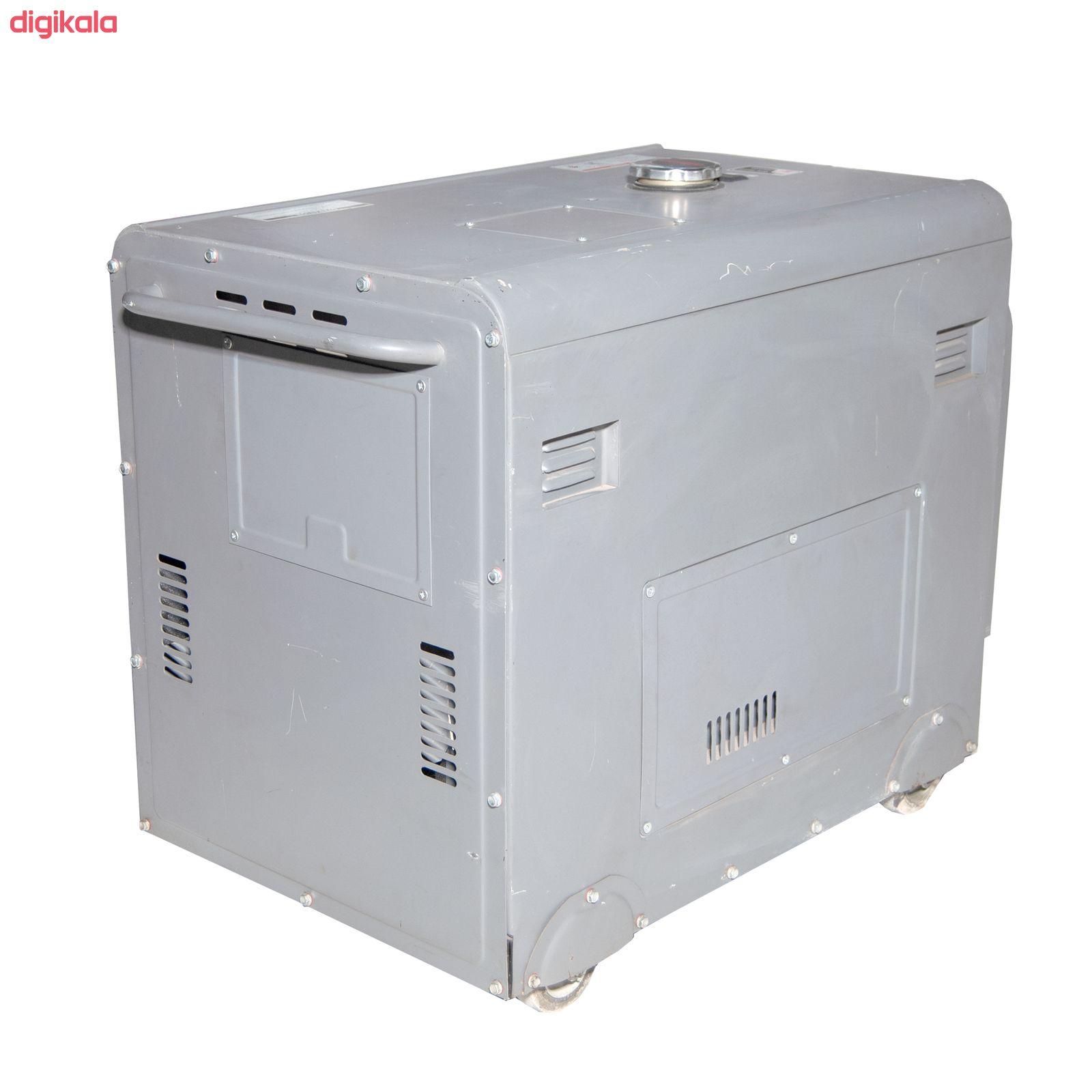 موتور برق پایونیر مدل PI5000SE main 1 4