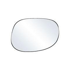 شیشه آینه جانبی راست خودرو تی بی ای  مدل T008-82051 مناسب برای پژو 206