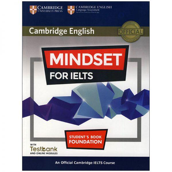 خرید                      کتاب Mindset for IELTS Foundation اثر جمعی از نویسندگان انتشارات زبان مهر