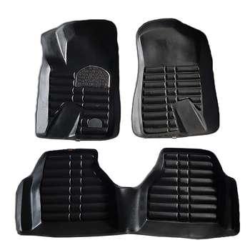 کفپوش سه بعدی خودرو مدل P1 مناسب برای پژو پارس