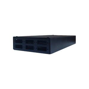 پچ پنل 6 پورت مدل WPP6P.SC.HOR.B.sim