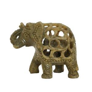 مجسمه سنگی مدل fil