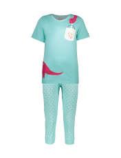ست تی شرت و شلوارک راحتی زنانه مادر مدل 2041100-54 -  - 1