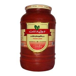 رب گوجه فرنگی دریان دشت - 1550 گرم