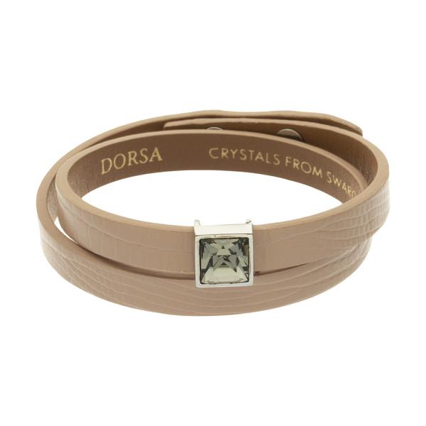 دستبند نقره زنانه درسا مدل 43369