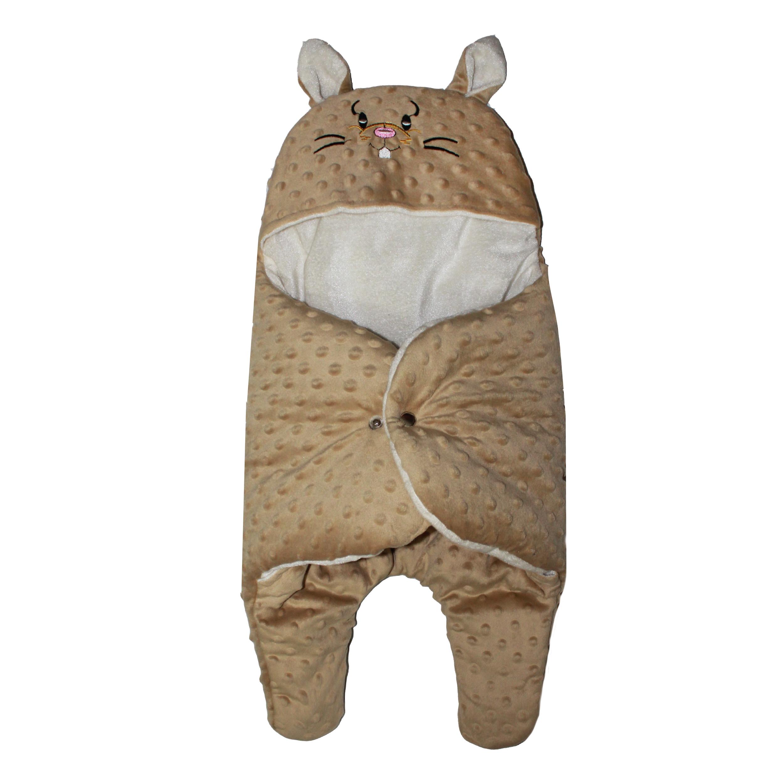 قنداق نوزادی طرح خرگوش کد 200
