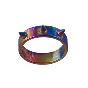 انگشتر /رنگ هولوگرامی/مدلS 110