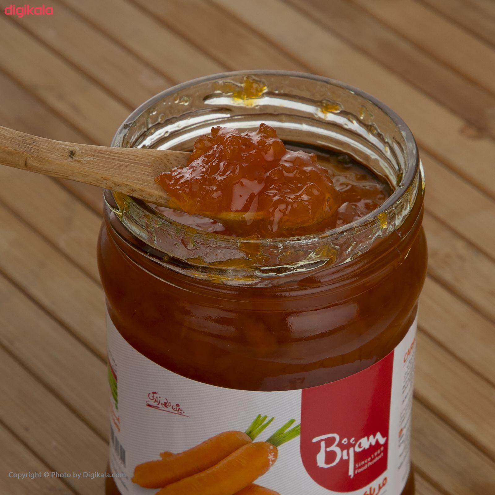 مربا هویج بیژن - 290 گرم main 1 2