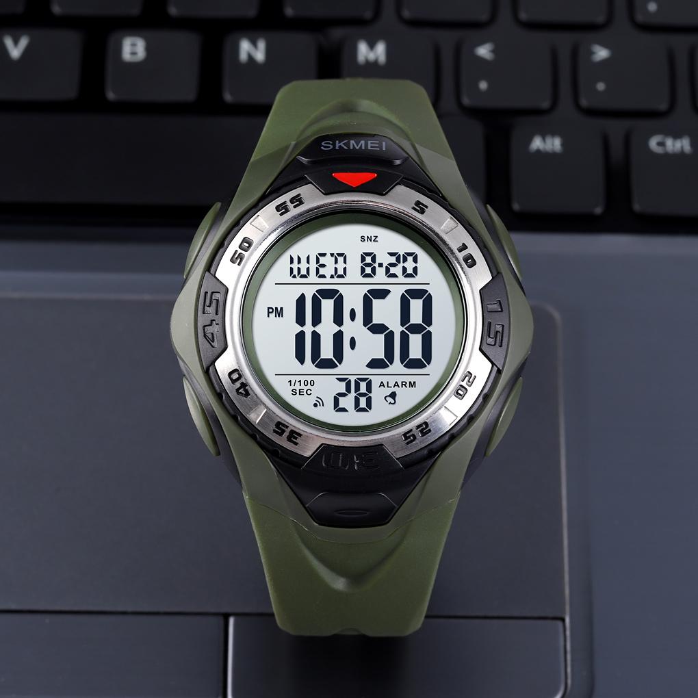 ساعت مچی دیجیتال مردانه اسکمی مدل 1607G             قیمت