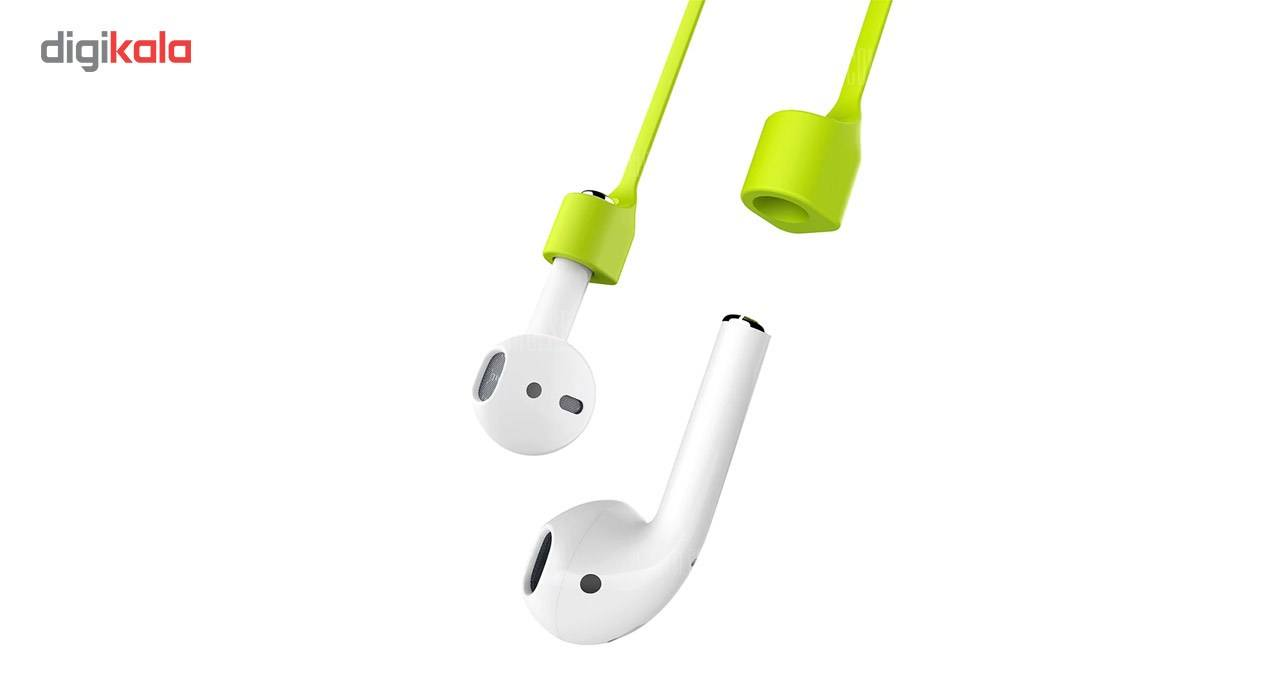 بند ایرپاد باسئوس مدل Earphone main 2 6