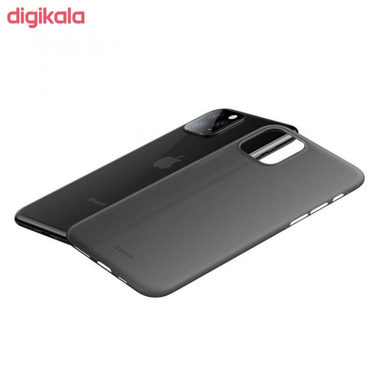 کاور باسئوس مدل WIAPIPH61S-01 مناسب برای گوشی موبایل اپل iPhone 11 main 1 1
