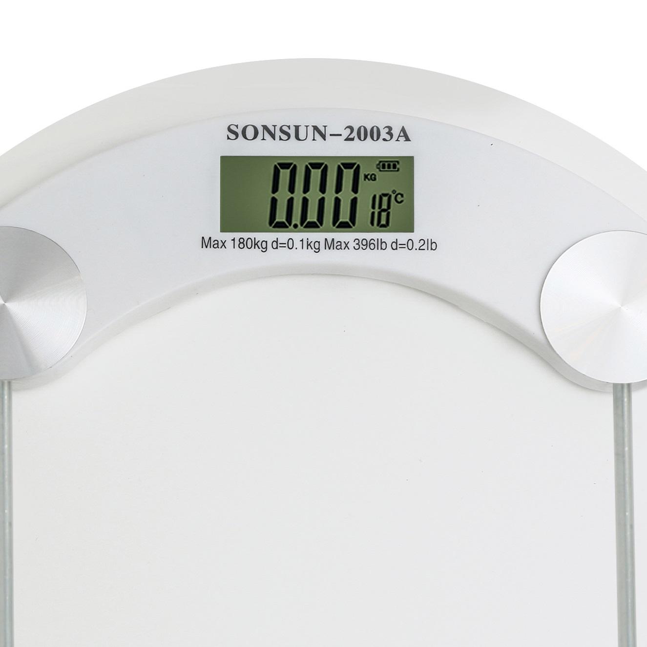 ترازو دیجیتال سان سان مدل 2003A کد 6500