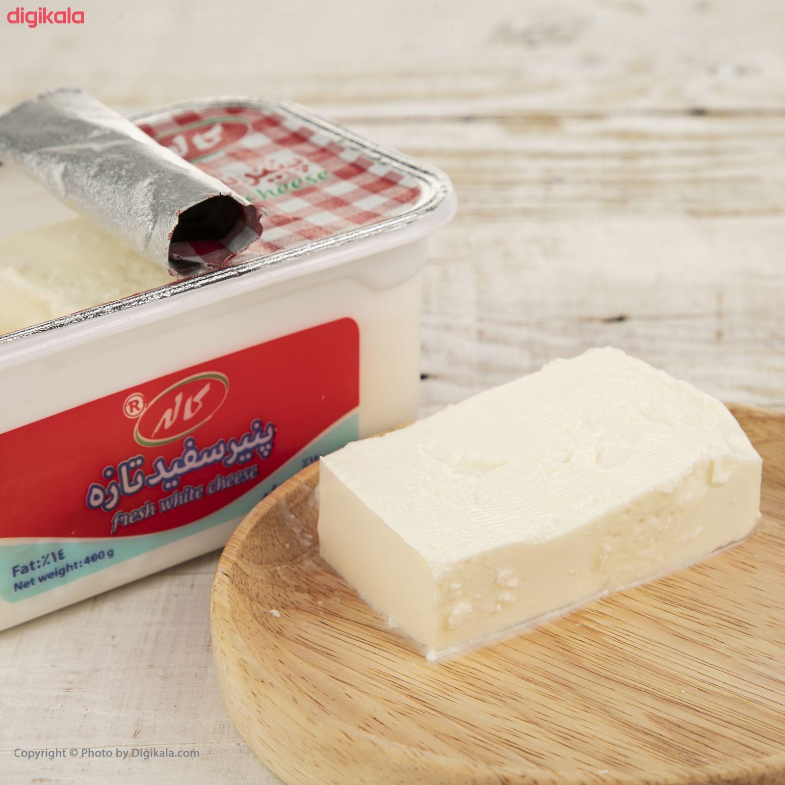پنیر سفید تازه کاله مقدار 400 گرم main 1 7