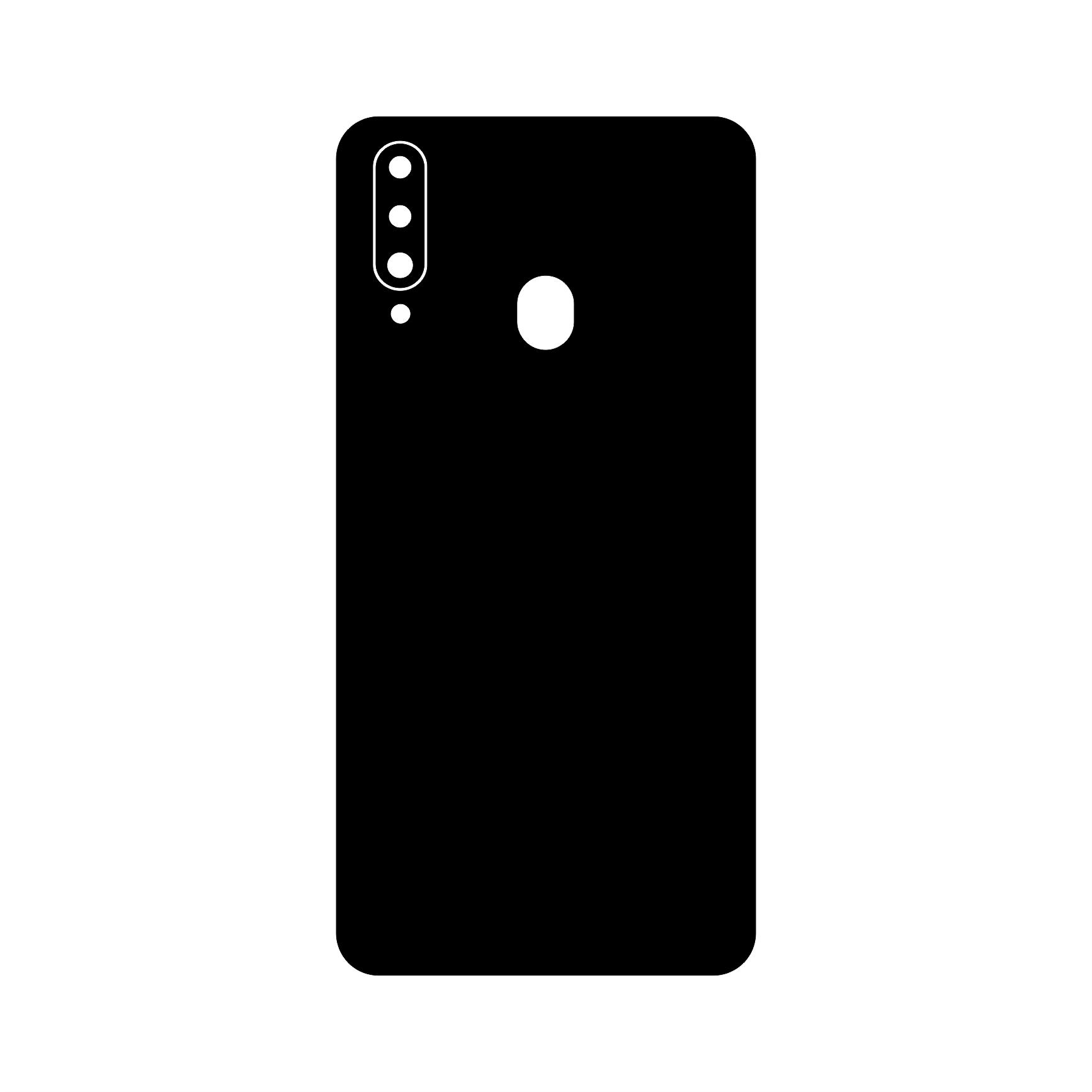 برچسب پوششی مدل 1004 مناسب برای گوشی موبایل سامسونگ Galaxy A20s