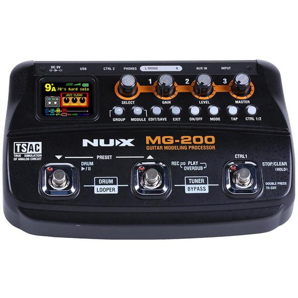 پدال افکت گیتار ان یو ایکس مدل MG-200