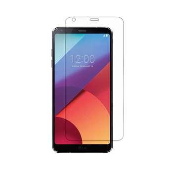 محافظ صفحه نمایش شیشه ای تمپرد مناسب برای گوشی موبایل ال جی G6