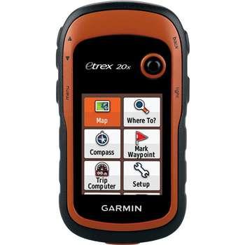 جی پی اس گارمین مدل eTrex 20x | Garmin eTrex 20x GPS