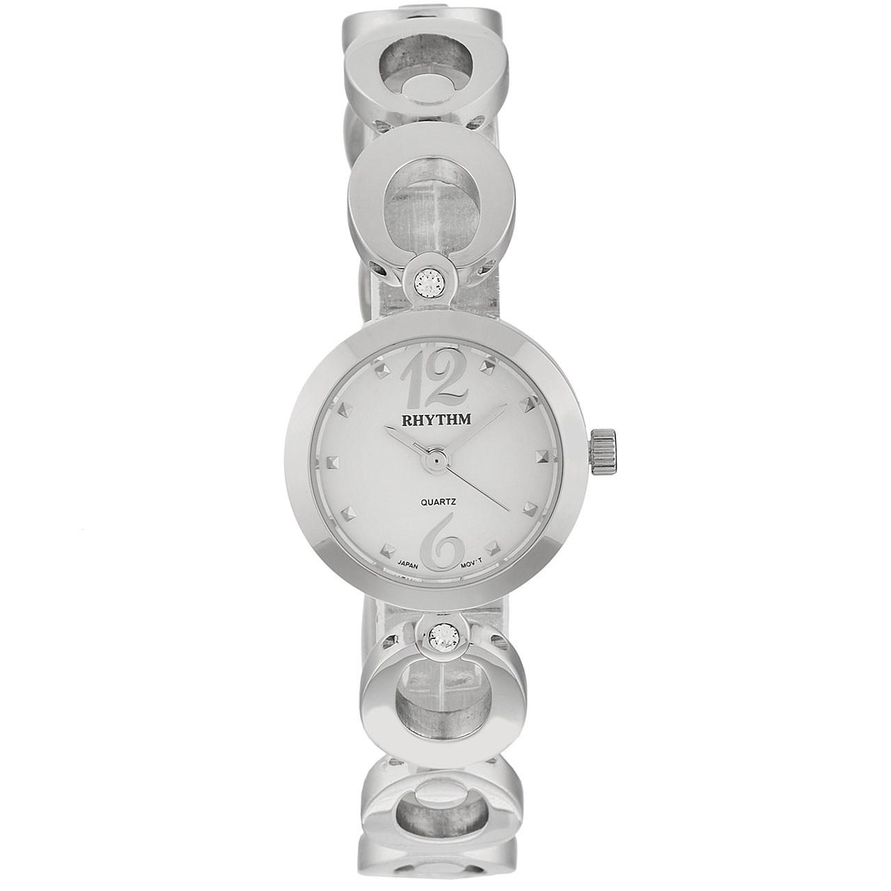 ساعت مچی عقربهای زنانه ریتم مدل OL1505S-01