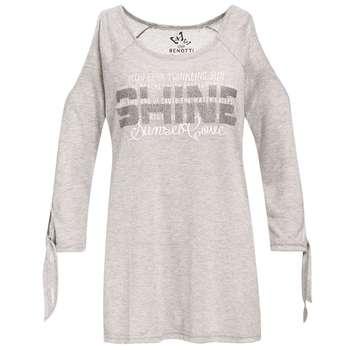 تی شرت زنانه جینا بنوتی مدل DON-1120