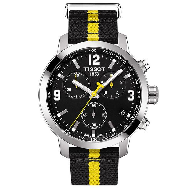 ساعت مچی عقربه ای مردانه تیسوت مدل T055.417.17.057.01