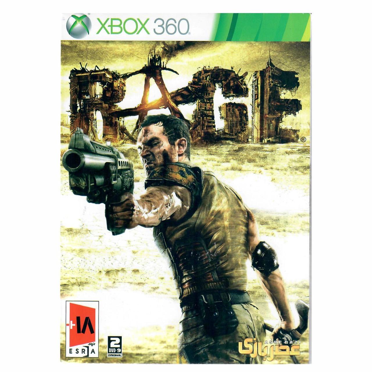 بازی Rage مخصوص ایکس باکس 360
