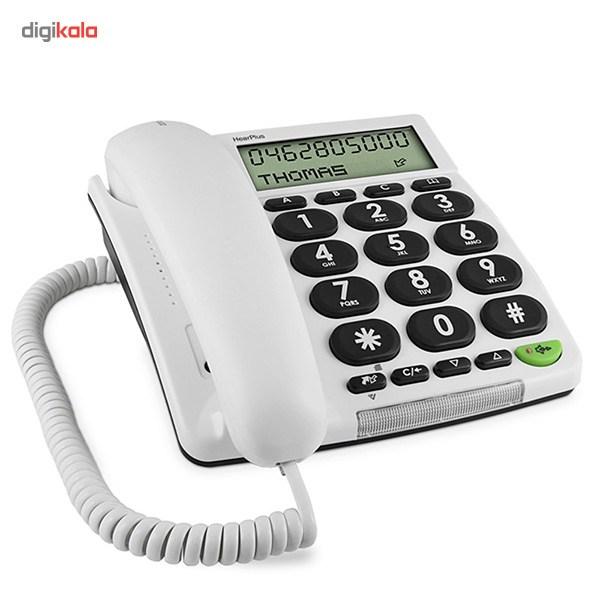 قیمت                      تلفن دورو مدل Hearplus 313ci
