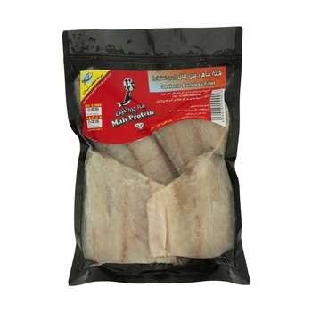 فیله ماهی سی بس بدون استخوان مه پروتئین مقدار 500 گرم
