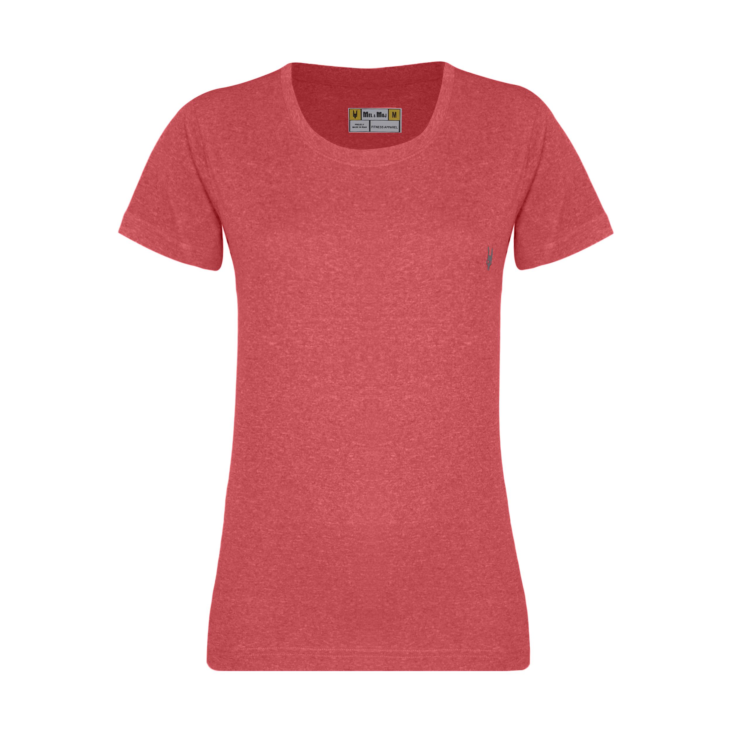 تی شرت ورزشی زنانه مل اند موژ مدل W06341-003