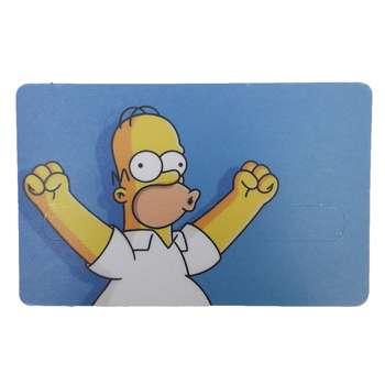 استیکر کارت مدل سیمپسون کد 059