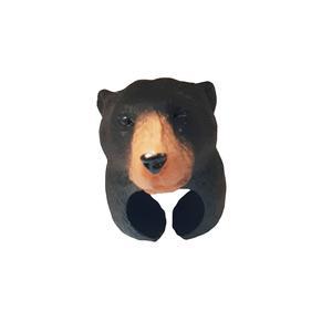 انگشتر دخترانه مدل خرس