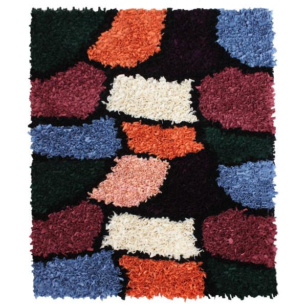 فرش پارچه ای کد 115