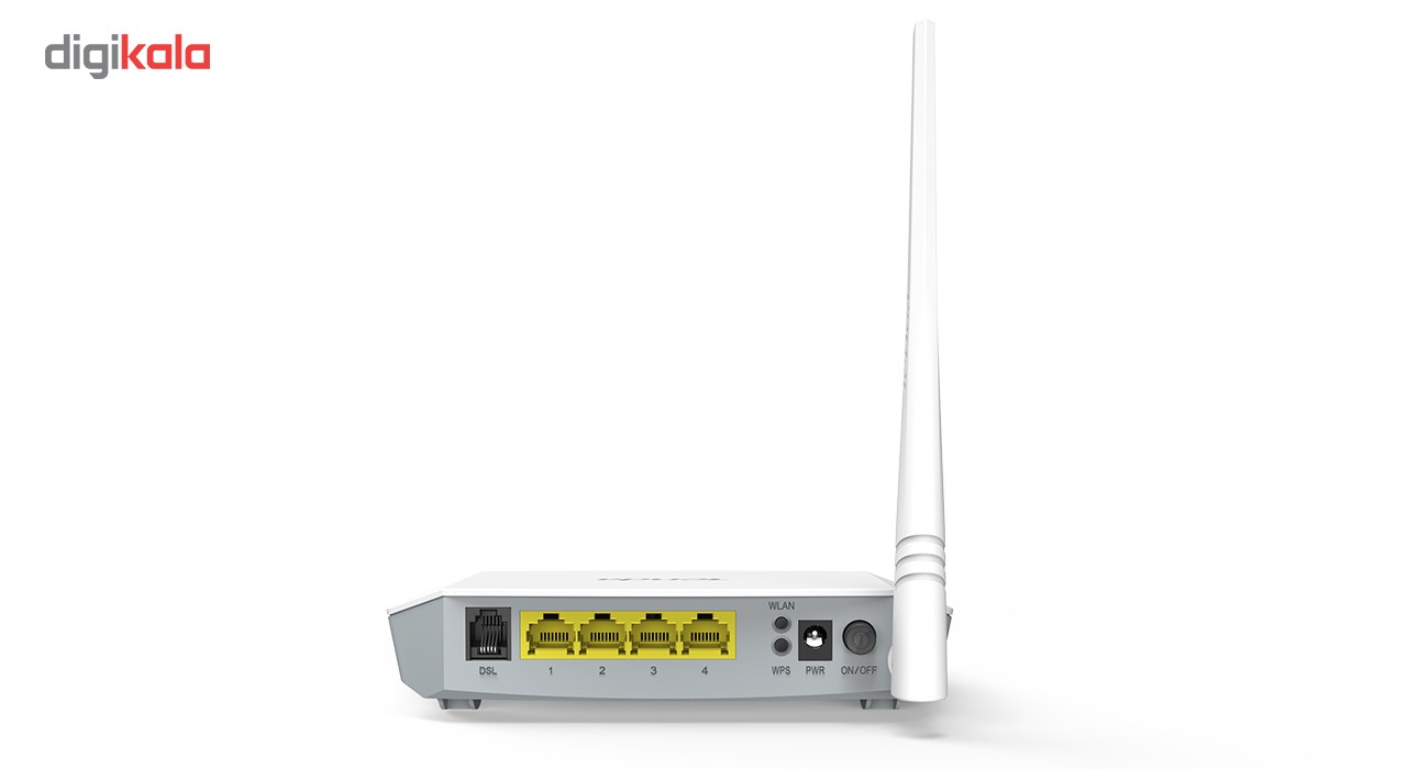 مودم روتر ADSL2 Plus تندا مدل D151 V2