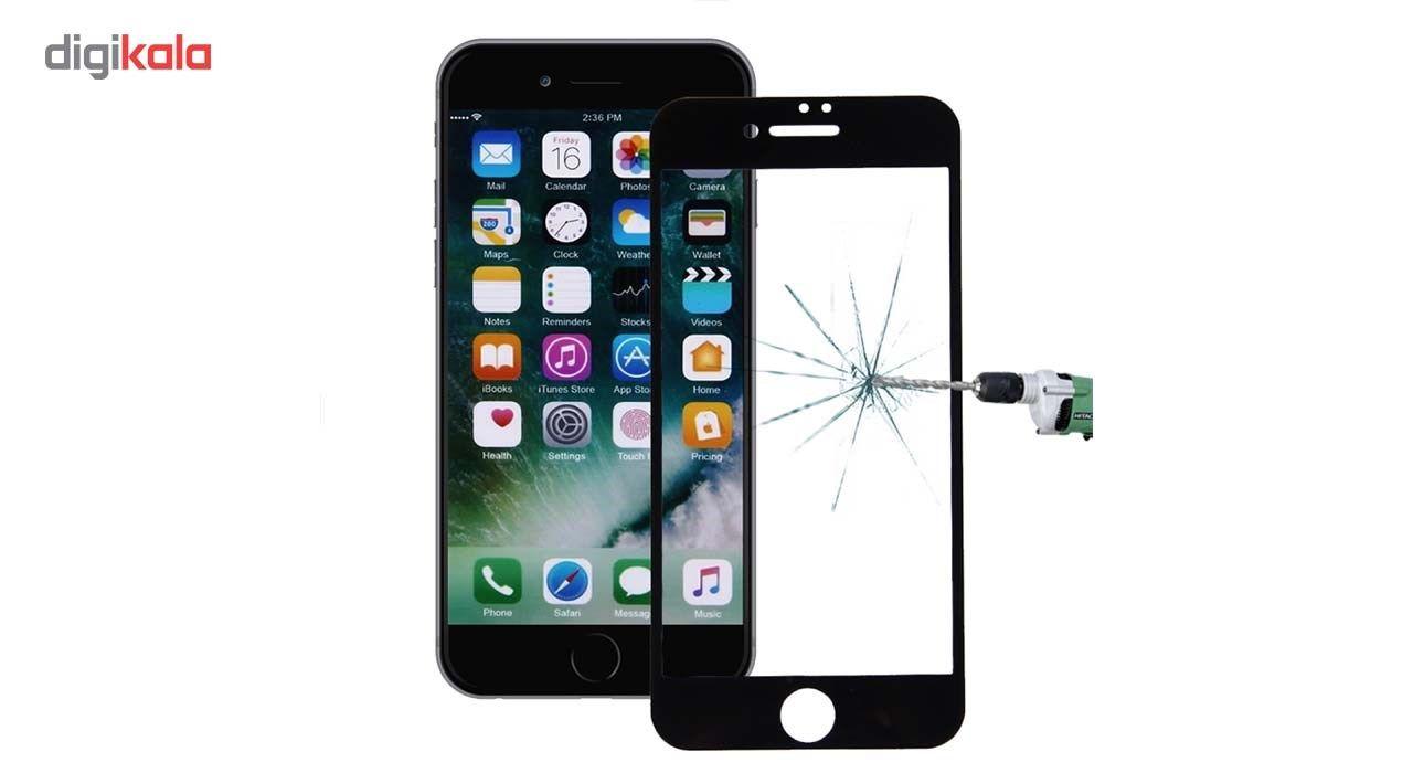 محافظ صفحه نمایش شیشه ای مناسب برای گوشی موبایل iPhone 6/6s main 1 4
