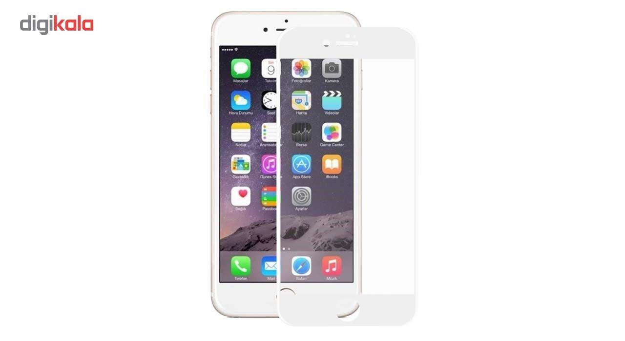 محافظ صفحه نمایش شیشه ای مناسب برای گوشی موبایل iPhone 6/6s main 1 5