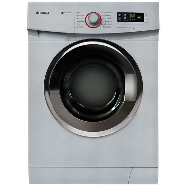ماشین لباسشویی اسنوا مدل SWD-163S ظرفیت 6 کیلوگرم