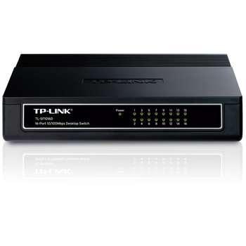 سوییچ 16 پورت گیگابیتی، غیر مدیریتی و دسکتاپ دی-لینک مدل DGS-1016D | D-Link DGS-1016D 16-Port Gigabit Unmanaged Desktop Switch