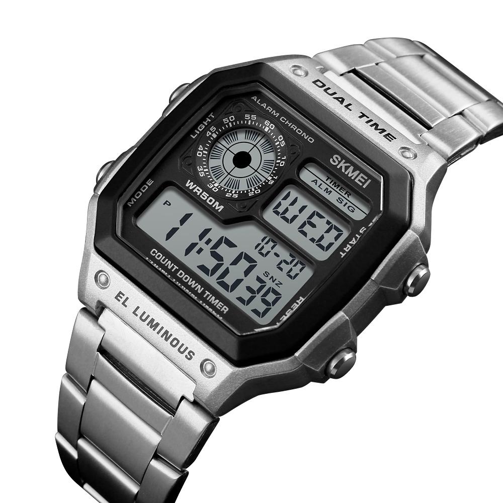 ساعت مچی دیجیتال مردانه اسکمی مدل 1335S-NP             قیمت