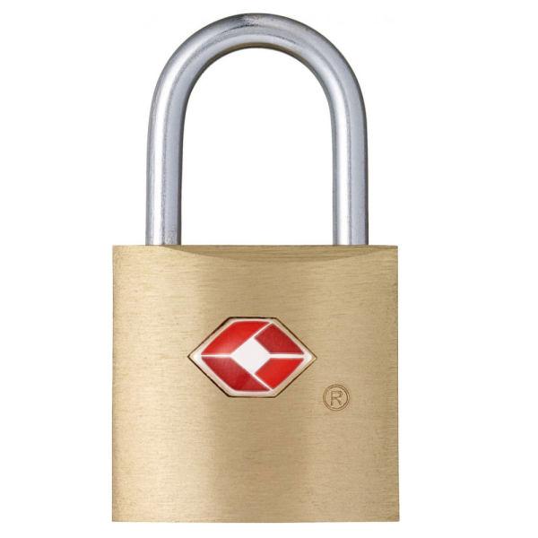 قفل چمدان و کوله پشتی گو تراولمدل Sentry بسته 5 عددی