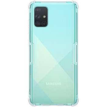 کاور نیلکین مدل Nature مناسب برای گوشی موبایل سامسونگ Galaxy A71