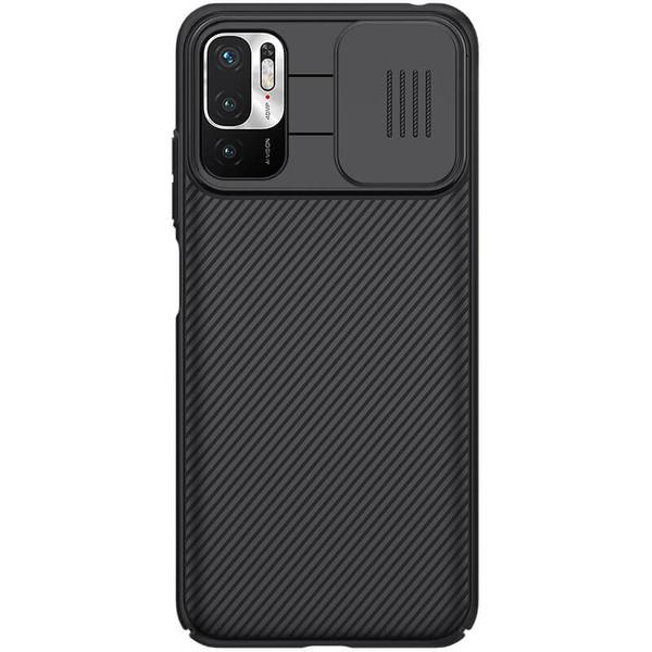 کاور نیلکین مدل CamShield مناسب برای گوشی موبایل شیائومی Redmi Note 10 5G/ Poco M3 Pro 4G,5G/Xiaomi Redmi Note 10T 4G/ Redmi Note 10T 5G