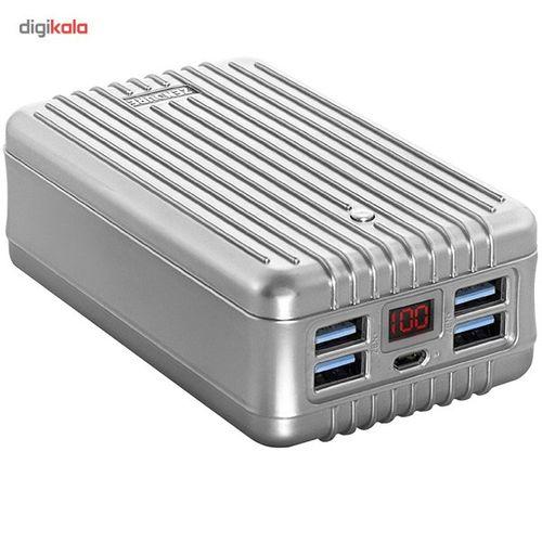 شارژر همراه زندیور مدل 2ND Generation A8 Pro با ظرفیت 25600 میلی آمپر ساعت