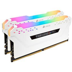 رم دسکتاپ DDR4 دو کاناله 3200 مگاهرتز CL16 کورسیر مدل VENGEANCE RGB RPO ظرفیت 16گیگابایت
