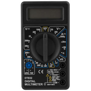 مولتی متر دیجیتال مدل DT-832