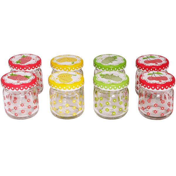 بانکه Marylizhome مدل Sweet Cherry - بسته 8 عددی - سایز کوچک