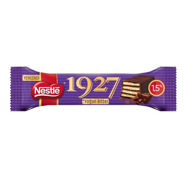 ویفر شکلات تلخ 1927 نستله - 28 گرم