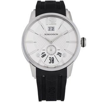 ساعت مچی عقربه ای مردانه رومانسون مدل TL9213MM1WAS2W