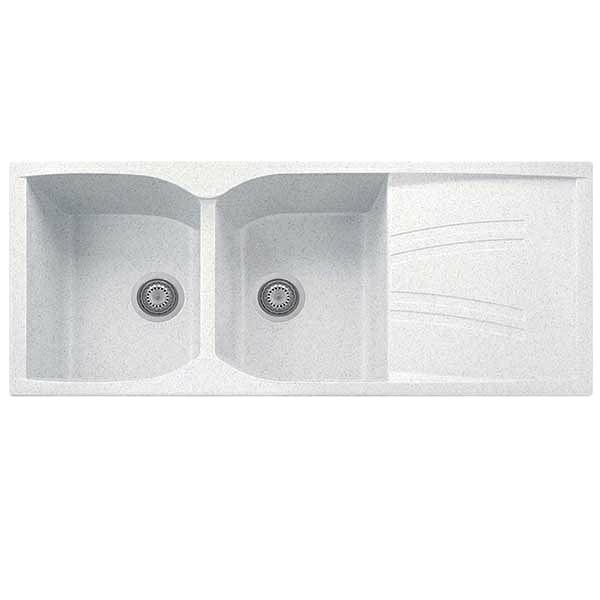 سینک ظرفشویی مدل ۲۲۴ توکار