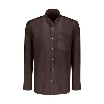 پیراهن آستین بلند مردانه زی مدل 153140536