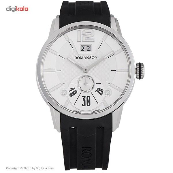 خرید ساعت مچی عقربه ای مردانه رومانسون مدل TL9213MM1WAS2W