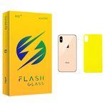 محافظ پشت گوشی فلش مدل +HD مناسب برای گوشی موبایل اپل iPhone XS